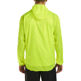 saucony Taper Jacket Men Vizipro Citron